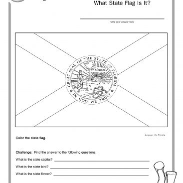 Free coloring page flowers big leaved huckleberry for Florida flag coloring page