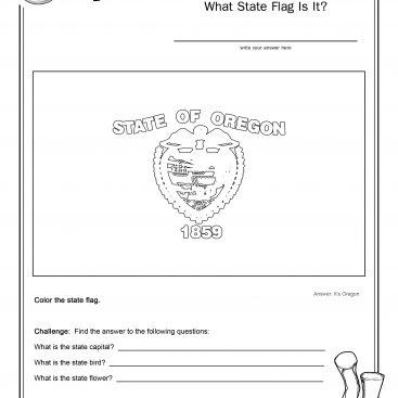 Oklahoma State Flag | 367x367
